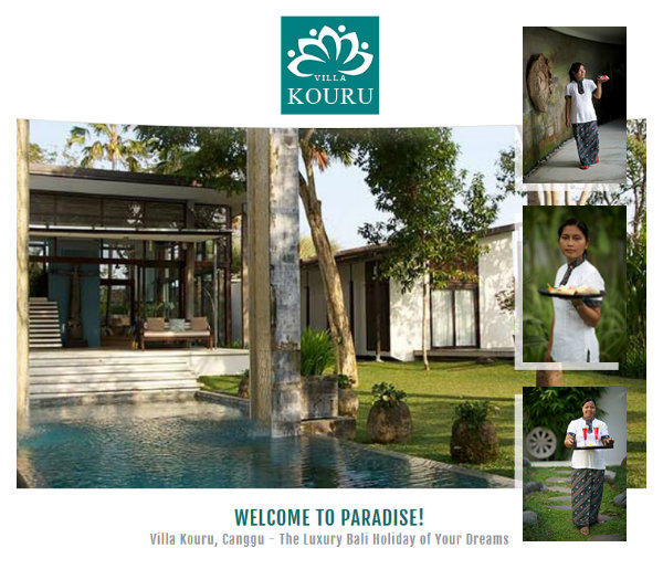 Villa Kouru New Website