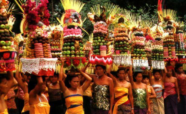 Balinese Galungan Festival1