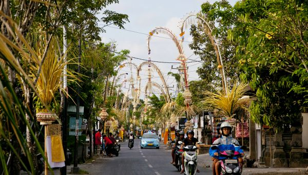 Balinese Galungan Festival2