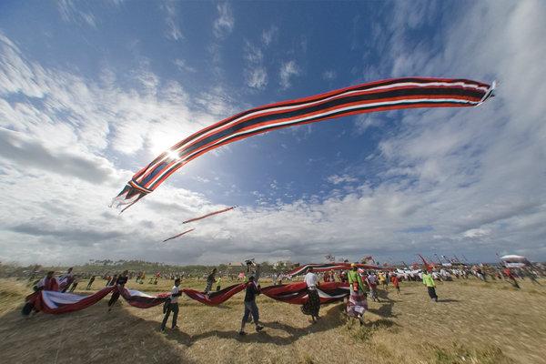 Bali Festival of Kites