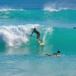 Villa Kouru - Surfing Echo Beach