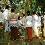 Villa Kouru - Temple Ceremony